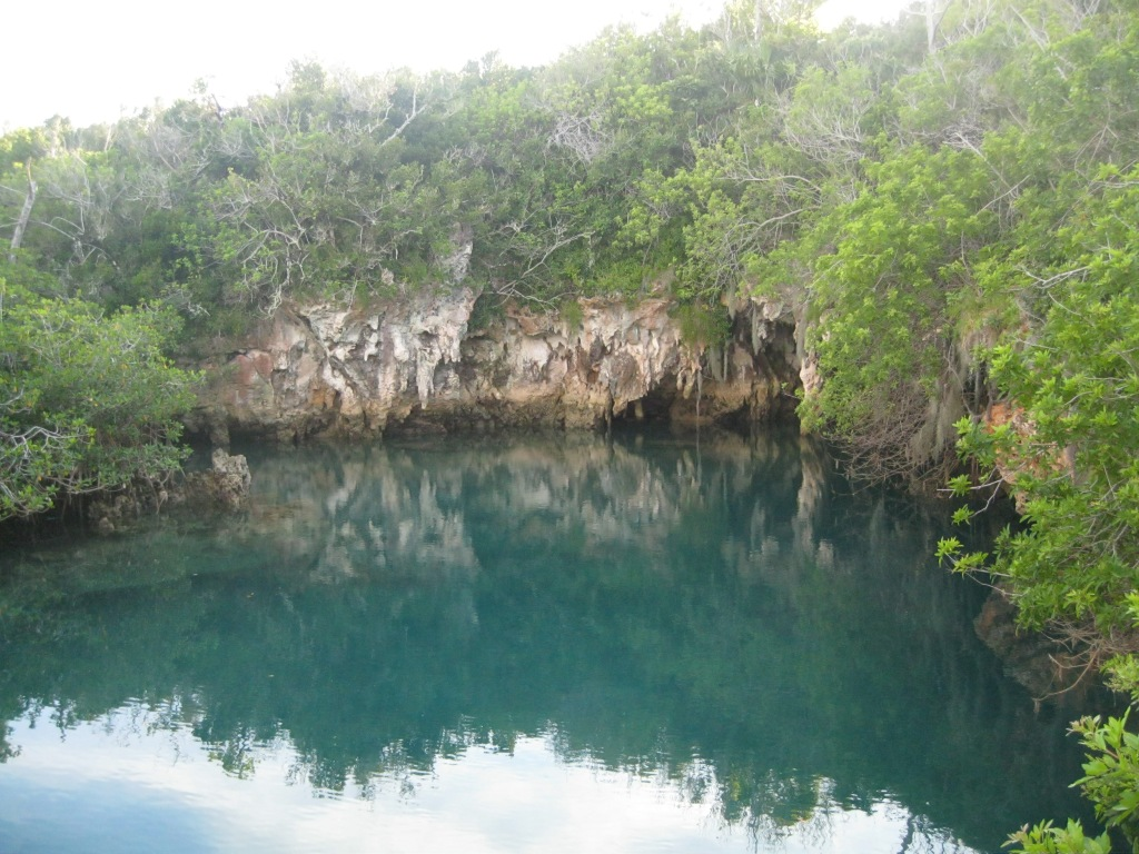 Bermuda, cave, grotto, adventure, blue hole