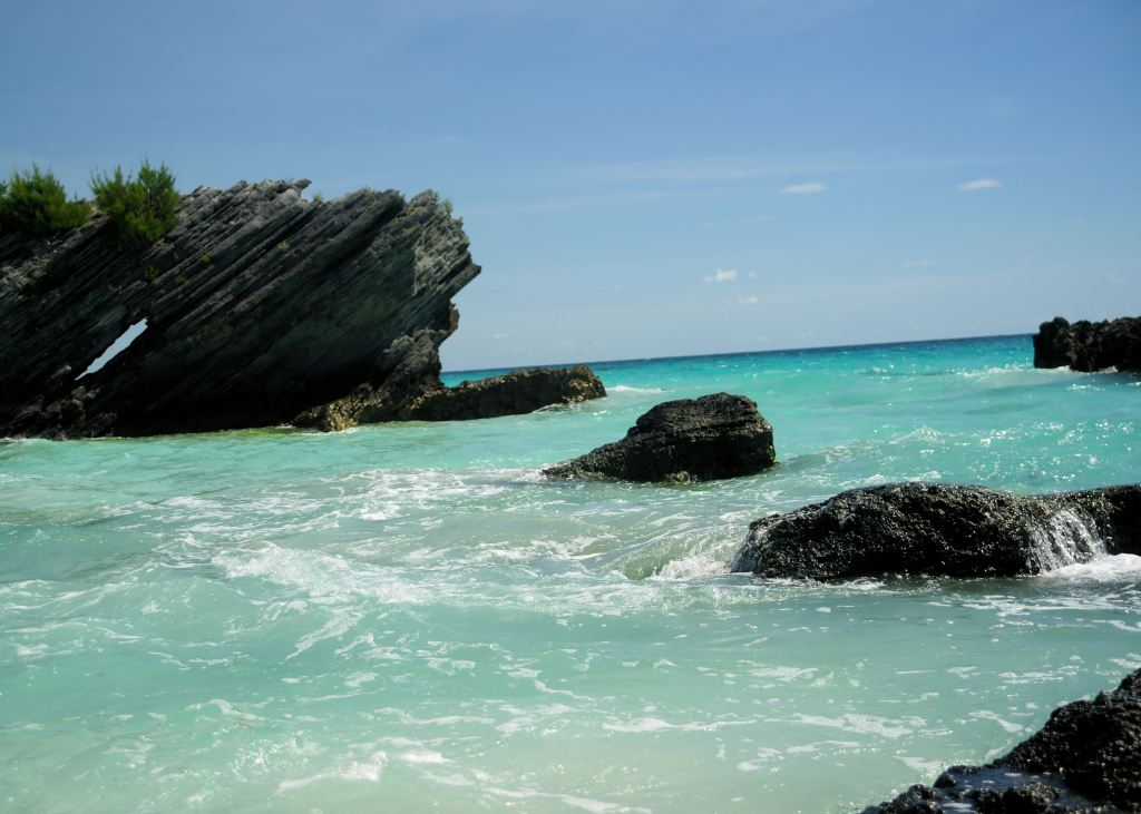 bermuda, beach, adventure